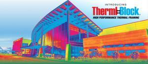 Therml=Block – High Performance Thermal Framing | Tubelite Inc.