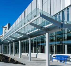 Architectural Glass Canopies | Canopy Glass Fabrication