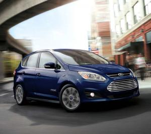 2018 Ford® C-MAX Hybrid | Powerful and Efficient | Ford.com
