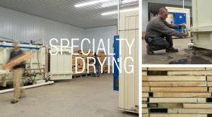Custom Kiln Drying - Lashway Lumber | Williamsburg, MA