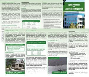 Asphalt Pavement Alliance | Asphalt. America Rides On Us | LEED and Green Construction