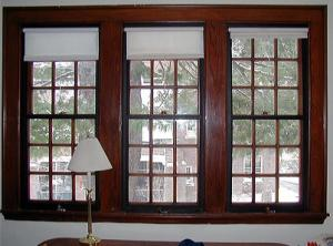 Double Hung Storm Window