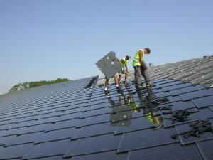 Solar Roof SUNSTYLE®   SUNSTYLE™ solar roof – fully integrated solar roof   Photovoltaic roof shingle