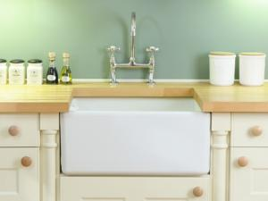 Contemporary Belfast Kitchen Sink | Shaws of Darwen
