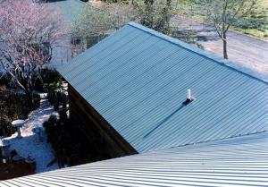 Rain Guard Water Shedding Metal Panels | MBCI
