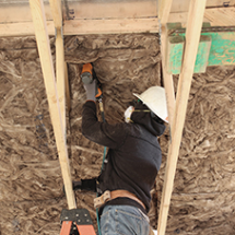 EcoBatt® Integrated Roof Deck (IRD) Insulation (CA Only) | Knauf Insulation