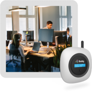 Building Comfort and Conditioning - Monitoring Solutions - Buddy IoT Platform
