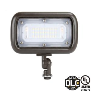 GKOLED | LED Mini Flood Light – 30Watt – 4000K – 3000Lumens – 100W MH Equal-7H×7V