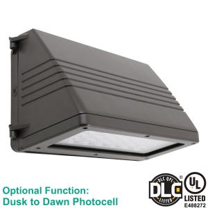 GKOLED | 45W – Full-Cutoff Wall Pack Fixture – 5000K