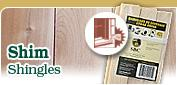 Shim Shingles - Products - SBC