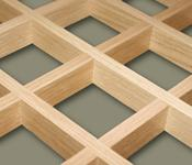 Cubes | Architectural Components Group, Inc. - ACGI - Woods Walls and Wood Ceilings Manufacturer
