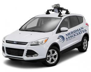 Meridian Associates - Beverly & Westborough, MA - Mobile LiDAR