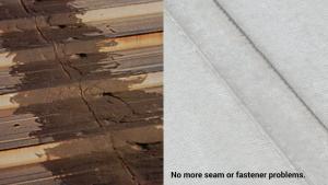 Metal Retrofit Roofing - Single Ply Metal Re-Roofing | Duro-Last, Inc.