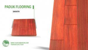 Paduk, Padauk, Flooring