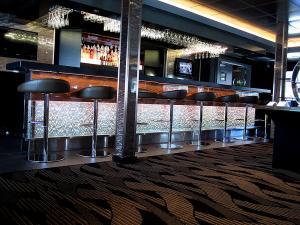 Lumina light emititng bar face for Spirit Cruises Odyssey