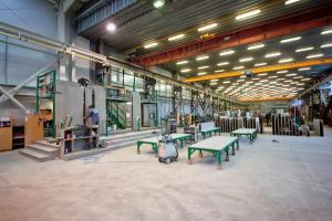 VST production plant SELECT