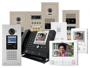 GT Series Versatile Multi-Tenant Security Intercom