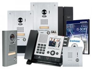 IS Series Flexible Hardwired Intercom with IP Capability