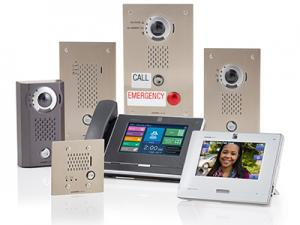 IX Series 2 Peer-to-Peer IP Video Intercom with SIP Capability