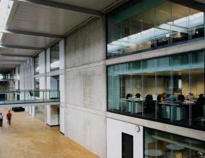 Atrium Wall System