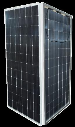 Speed Solar Bi-Facial PV