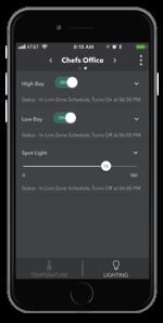 75F® | Occupant App™