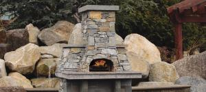 Iso'ven Wood Burning Oven