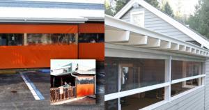 Patio and Restaurant Enclosures
