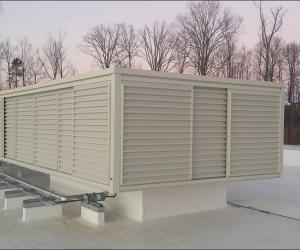 Envisor roof screen