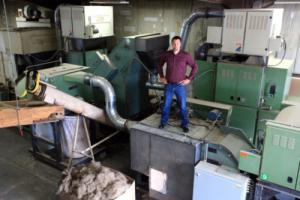Mechanical Processing | Sunstrand Sustainable Materials