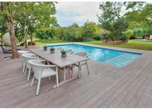 Americana Thermally Modified Real Wood Decking