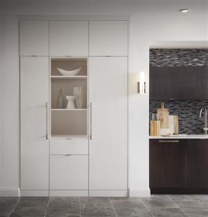 Monogram  Integrated Column Refrigerator