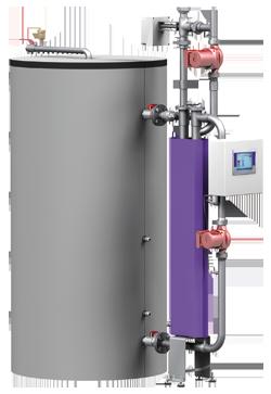 High Capacity Water Heater
