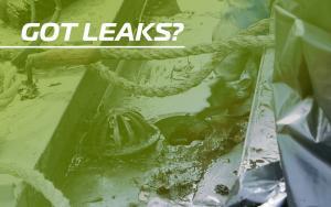 Got Leaks?