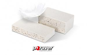 Mineral Casting & Polymer Concrete - PORAVER® expanded glass