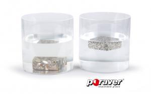 Lightweight concrete - PORAVER® expanded glass