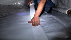 StegoCrawl Tape | Crawl Space Sealing & Encapsulation
