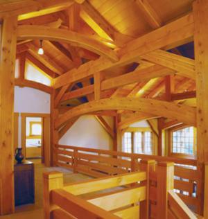 Curves | Timber Framing
