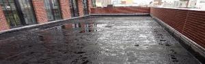 Hot-Applied Rubberized Waterproofing