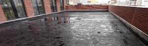 Hot-Applied Rubberized Waterproofing