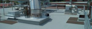 PMMA Liquid-Applied Roofing