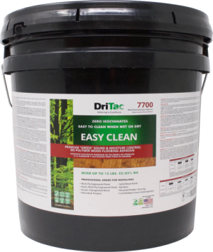 DriTac Easy Clean Sound & Moisture Control MS Polymer Floor Adhesive