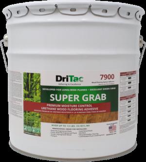 "DriTac 7900 ""Super Grab"" Premium Urethane Wood Flooring Adhesive"