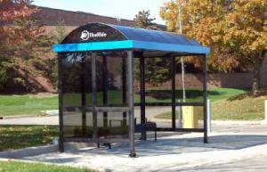 Bus & Transit Shelters
