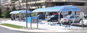 Custom Bike Shelters – Covered, Enclosed, Outdoor Bike Shelter