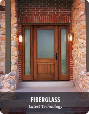 Exterior Doors - Fiberglass