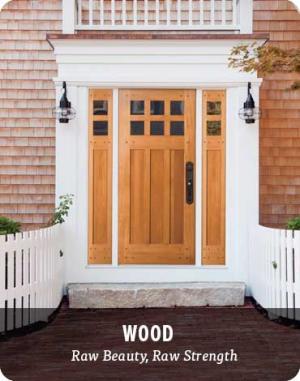 Exterior Doors - Wood