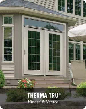 Patio Doors - Therma-Tru