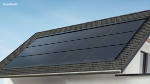 Decotech - Residential Solar Roofing