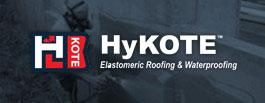 HyKote Fluid-Applied Roofing System